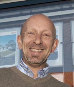 Morten Fretheim Daglig leder Kongsberg Boligbyggelag